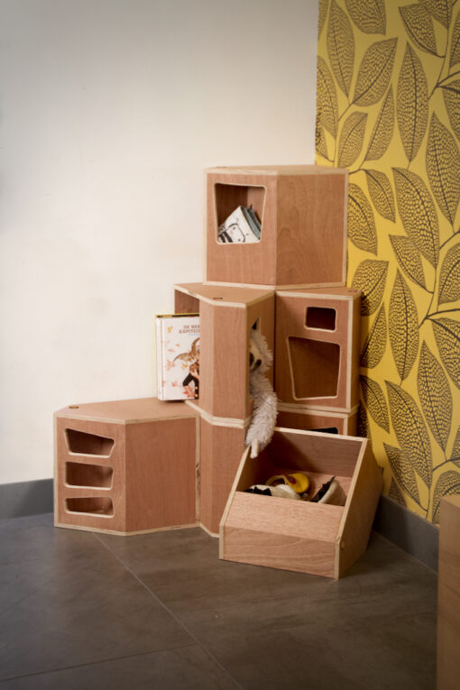SPEEL-EO-BOX (set van 8 boxen) Kinderkamer
