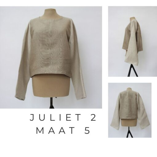Juliet Top Aankleden