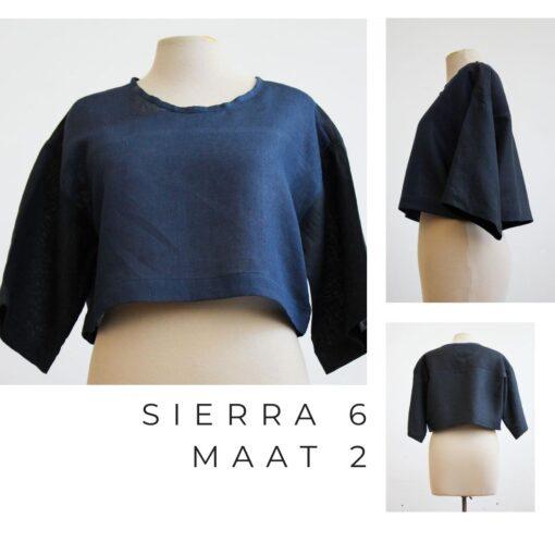 Sierra Top Aankleden