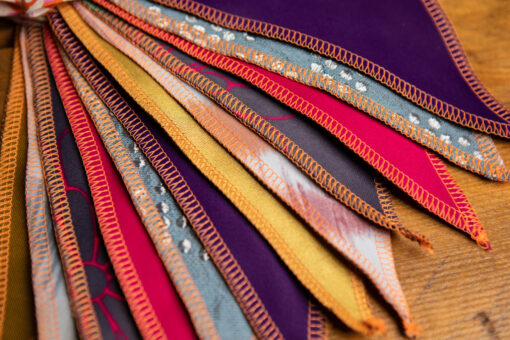 Vlaggenlijn – Multicolor Kinderkamer