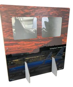 Kartonnen Tussenschot voor Horeca en Kantoor – Open Hoog Wonen