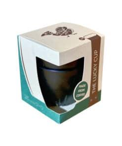 Coffee Based koffiekopje The Lucky Cup in Giftbox (2x 200ml) Keukenspullen