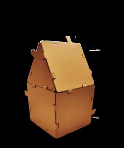 Kartonnen Puzzel Gebouw Blokken Speelgoed