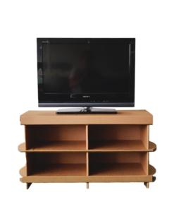 Kartonnen Tv-meubel Wonen