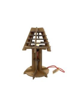 Kartonnen Bureaulamp Made Verlichting