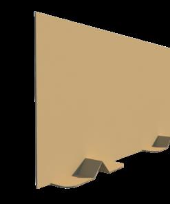 Kartonnen Tussenschot voor Horeca en Kantoor – Basic Laag Wonen