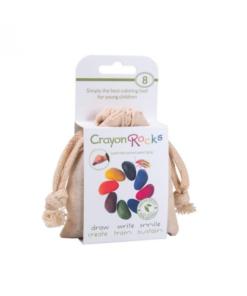 Duurzame Crayon Rocks – Waskrijtjes Speelgoed