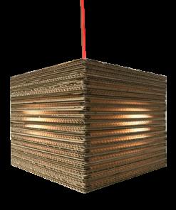 Kartonnen Kraggenburg Hanglamp Verlichting