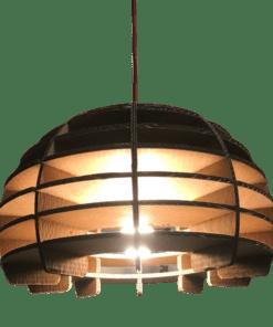 Kartonnen Gelsenkirchen Lamp Verlichting
