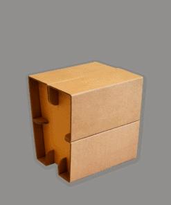 Duurzame Kartonnen Blok Kruk Kinderkamer