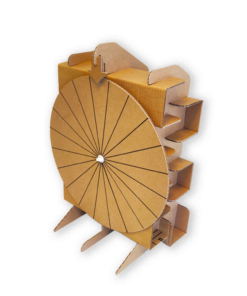 Kartonnen Rad van Fortuin Speelgoed