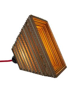 Kartonnen Stavern Lamp Verlichting