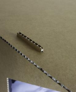 Kartonnen Belcel voor op Bureau met Noppenschuim Wonen