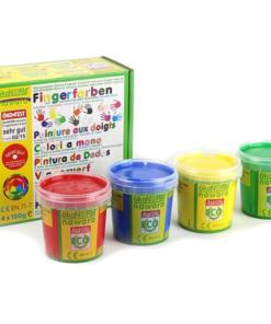 Duurzame Vingerverf Speelgoed
