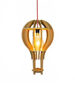 Kartonnen Lommel Hanglamp Verlichting