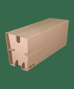 Duurzame Kartonnen Kruk Bank Kinderkamer