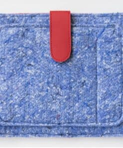 Vilt Tablethoes van treinstoelbekleding Handig