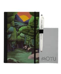 Duurzaam Notitieboek Premium A5 – Uitwisbaar Steenpapier Noteren